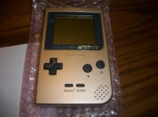 The Seller of this Golden GameBoy Pocket Wants $1,200