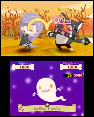 Ghosts and dancing is Natsume's new formula