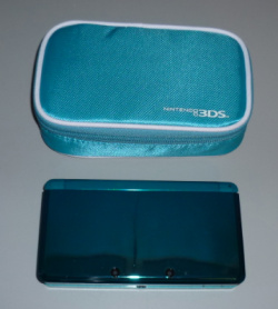 You gotta protect that beautiful 3DS!