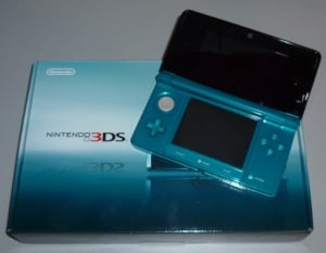 The 3DS has arrived!