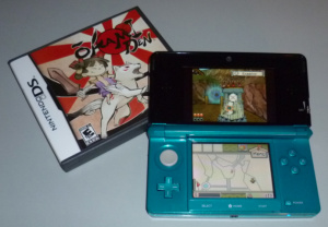 Don't forget, you can play all of your classic DS games on your 3DS