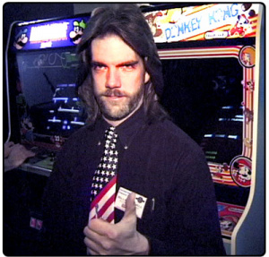 """Billy Mitchell... and I are starting a chain of arcades together, called... K.O.K."""