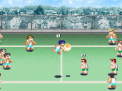 Super Dodge Ball's Attack Line Drawn for WiiWare this May