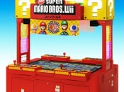 Capcom Brings New Super Mario Bros. Wii to the Arcades