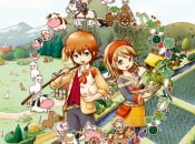 Harvest Moon: A Tale of Two Towns Coming to DS and 3DS