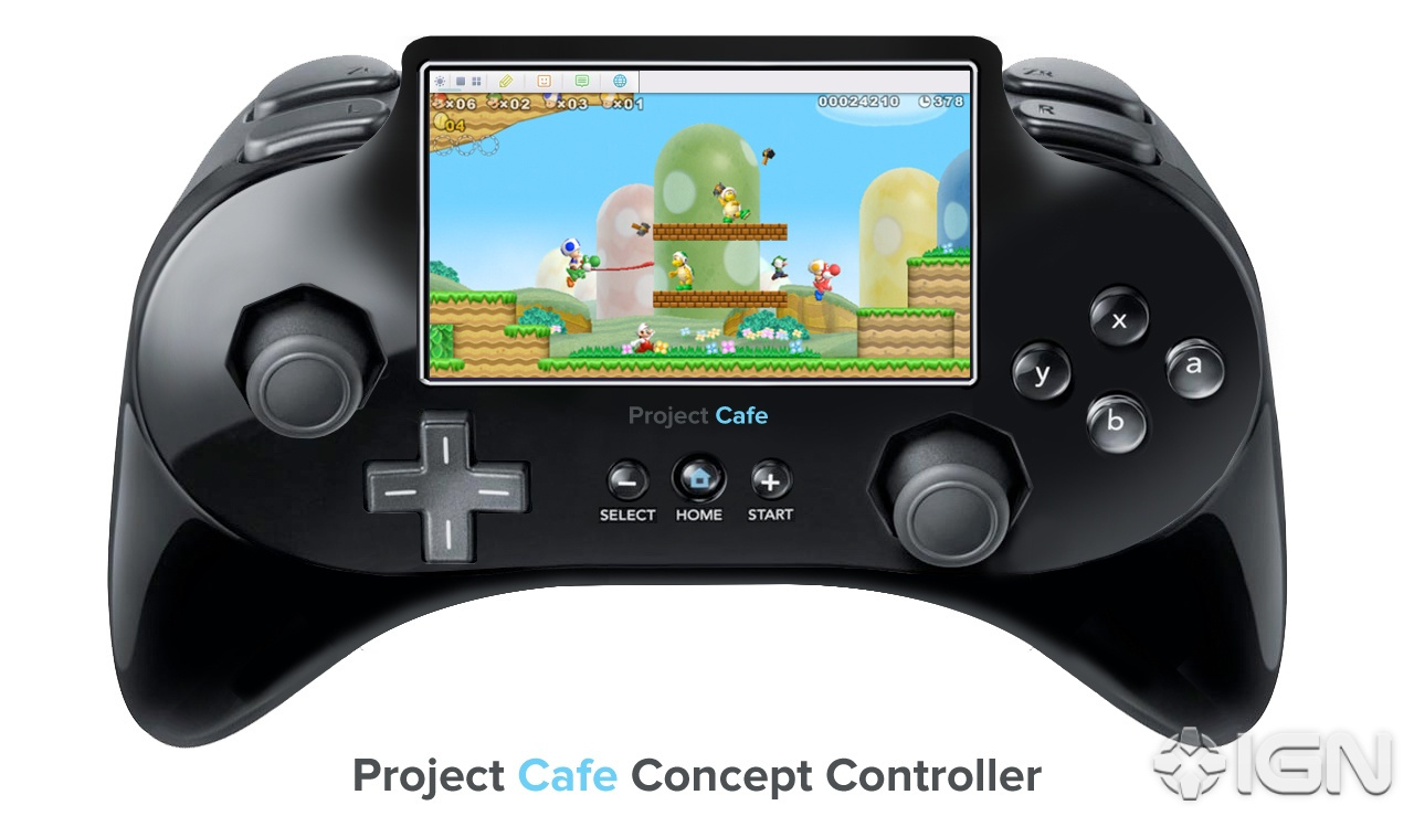 Wii 2 Controller - IGN Concept