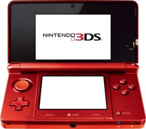 2D image of a 3D console