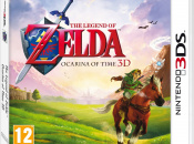 Zelda: Ocarina of Time 3D's European Box Art is Simply Beautiful