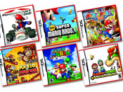 DS Lite Drops to $99 in US, Mario DS Games Go Red
