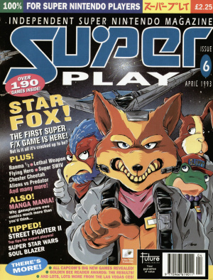 Big releases such as Star Fox were given massive amounts of exposure