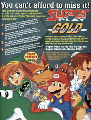 Super Play Gold collated the best bits of early issues into one collectable volume