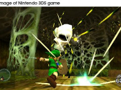 Get Another Taste of Zelda: Ocarina of Time 3D with This Video