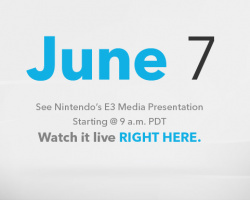 See Nintendo's new console live