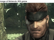 Metal Gear Solid to Sneak Onto 3DS in November