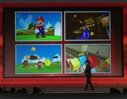 Mario gets high-tech!