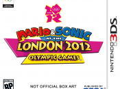 Mario and Sonic Pass the Olympic Games Torch to 3DS