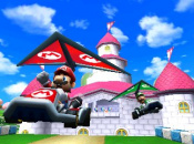 Mario Kart 3DS Video Slipstreams Behind Screenshots