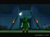 Ocarina of Time at One Point Confined Within Ganon's Castle