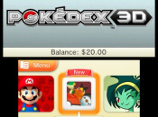 3DS eShop to Open with 3D Pokedex Application