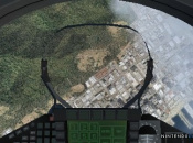 Screenshots of Ace Combat 3D Fly Overhead