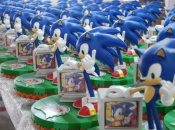 SEGA Unveils 20th Anniversary Sonic Figurine