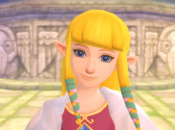 Zelda is No Longer Royalty in Skyward Sword