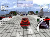 Retro Roads Never Looked Better Than 3D Pixel Racing