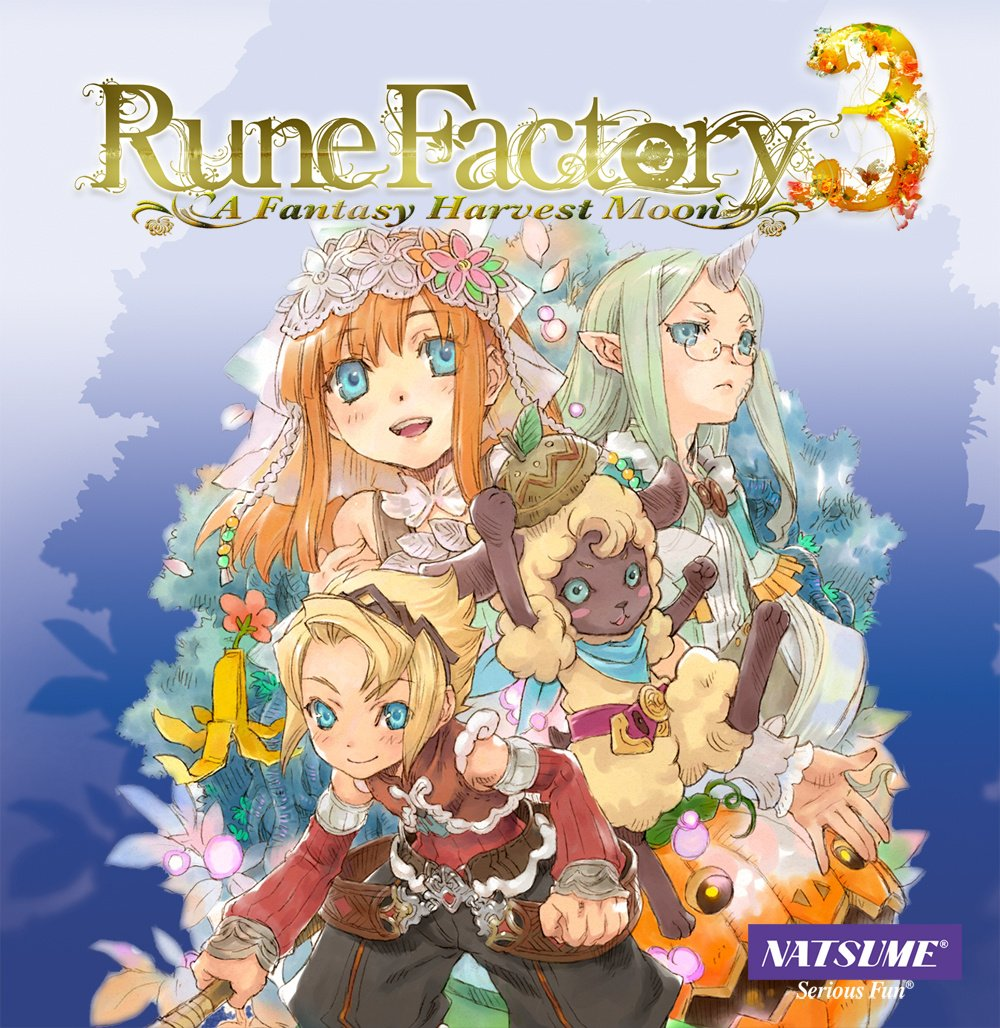Rune Factory 3 Sprouts in Europe in September
