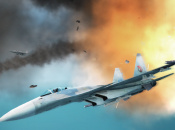 Ace Combat 3DS Screens Enter the Danger Zone