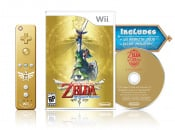 Europe Gets Zelda: Skyward Sword CD and Bundle Too