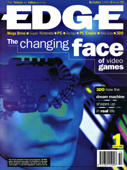 Jarratt would leave TOTAL! to launch EDGE - a mag which is still being published today