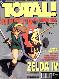Issue 23 of TOTAL! shows a different tone; Jarratt and Dyer had departed, and the magazine was more mature
