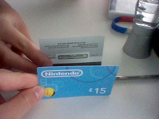 Nintendo 3ds eshop cards sneak out in the uk nintendo life
