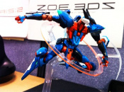 Kojima Preparing Zone of the Enders on 3DS