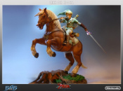 A New Zelda Figurine is Available for Pre-Order