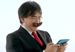 Rumour: Iwata to reveal new facial hair attachment.