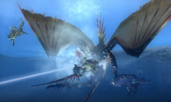Fight Plesioth underwater for the first time.