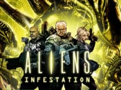 In Space, Nobody Can Hear This Aliens: Infestation Trailer
