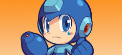 Look away, Mega Man...