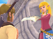 Zelda Gets All Lovey-Dovey in Skyward Sword Trailer