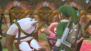 Link's back!