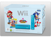 Blue Wii Console Competing for Europe's Christmas Money