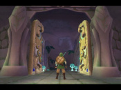 Explore Skyward Sword's Skyview Dungeon