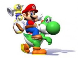 FLUDD and Yoshi - what else could you want?