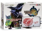Limited Edition Monster Hunter 3 G Bundles to Hit Japan