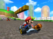 Mario Kart 7 Screens Come Up Tails