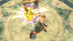 Link seems pleased
