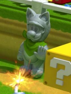 Luigi says hello
