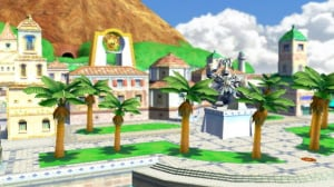 Welcome to the sun-drenched tropical paradise of Isle Delfino!