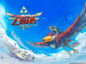 Explore Above the Clouds in New Skyward Sword Videos